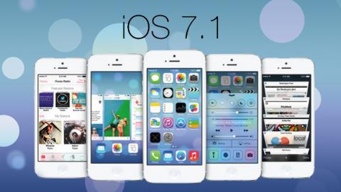 Los cambios de iOS 7.1, la actualización del SO de Apple