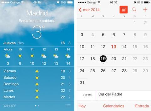 Los cambios de iOS 7.1