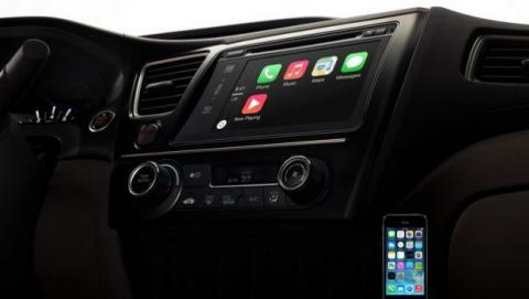 CarPlay en iOS 7.1