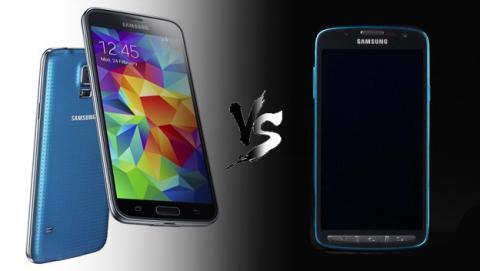 Samsung Galaxy S5 vs Samsung Galaxy F, ¿qué diferencias hay?