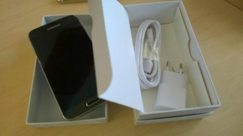 unboxing s5