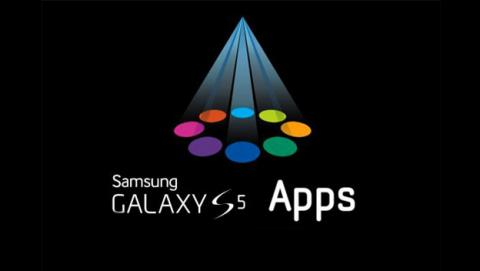 Apps del Galaxy S5 para teléfonos Samsung con Android 4.4