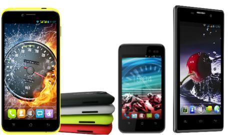 NGM lanza sus tres nuevos smartphones Android en España