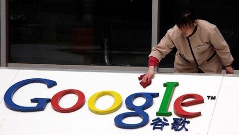 Google encriptación búsquedas en China