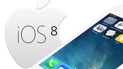 Aparecen imágenes de Apple iOS 8, el sucesor de iOS 7