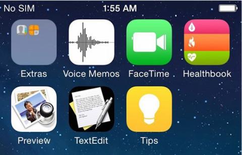 nuevas apps de iOS 8