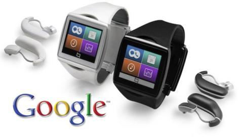Así será el smartwatch de Google. Características filtradas