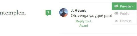 Administra las notificaciones de Medium