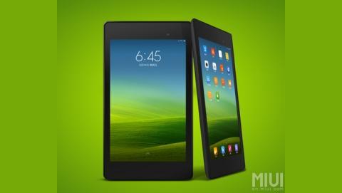 Xiaomi lanza su ROM de Android personalizada MIUI para la tablet Nexus 7