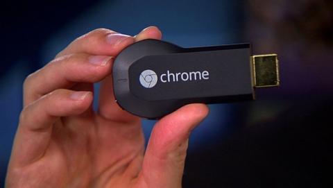 Chromecast de Google sale a la venta en Europa el 19 de marzo