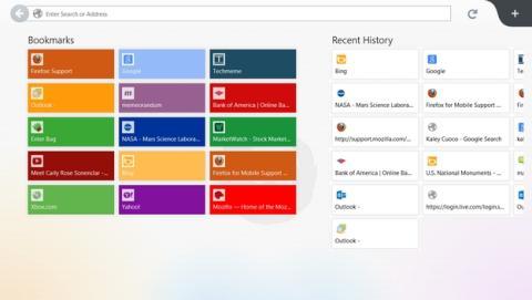 Mozilla abandona la versión Metro de Firefox para Windows 8