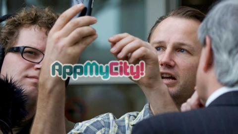 El concurso AppMyCity
