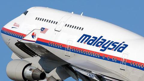 nuevo malware en Facebook anuncia la falsa aparición del avión de Malaysia Airlines