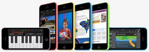 ¿Nuevo iPhone 5C con 8 GB?