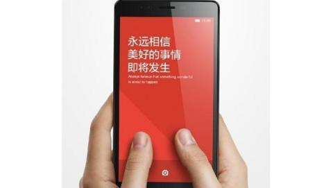 Xiaomi presenta el Redmi Note, su primer phablet