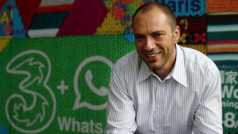 el CEO WhatsApp, Jan Koum