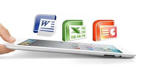 Office para iPad podría debutar la próxima semana