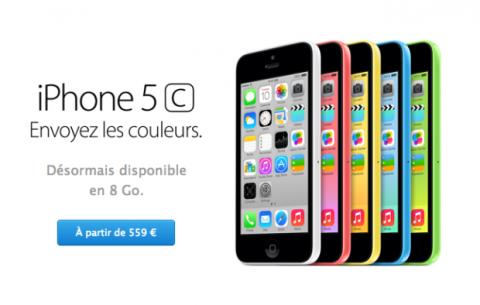 apple store francia iphone 5c 8 gb precio