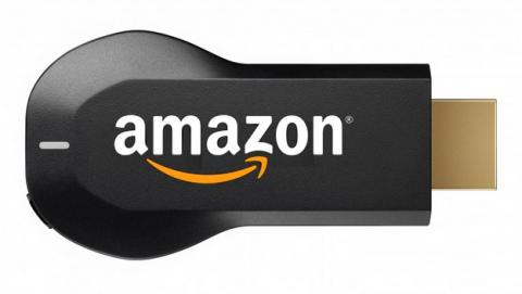 La consola de Amazon podría ser en realidad un dongle que se conecta al televisor y permite jugar a juegos de PC en la nube mediante streaming