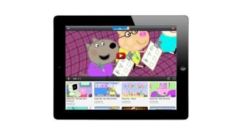 Google Contenido niños YouTube