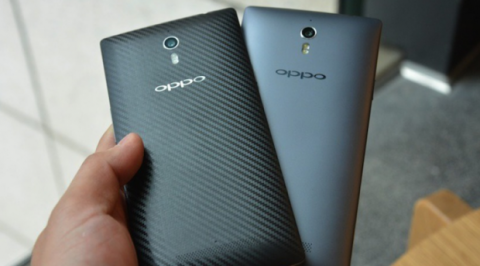 2 versiones del oppo find 7