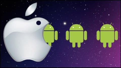 ¿iPhone 6 ganará la batalla contra los móviles Android?