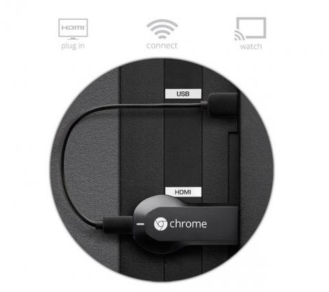 Chromecast ya en España