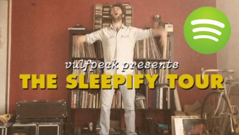 sleepify vulfpeck engaña a spotify
