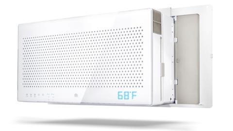 Aros, nuevo aire acondicionado inteligente de GE y Quirky