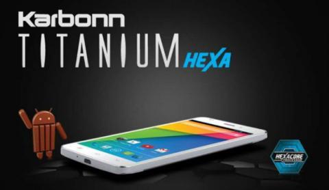 Karbonn Titanium Hexa
