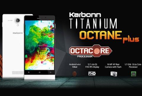 Karbonn Titanium Octane Plus