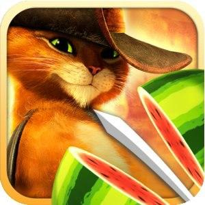 Fruit Ninja: Puss in Boots amazon