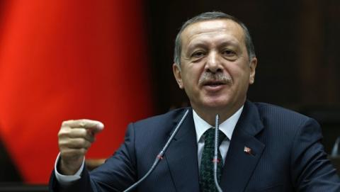 Erdogan bloque Twitter Turquía