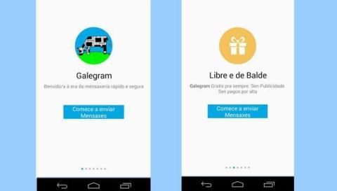Galegram, el Telegram gallego