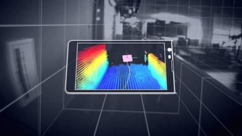 Google enviará smartphones Project Tango al espacio