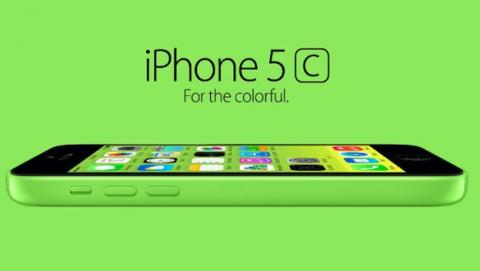 El iPhone 5C supera en ventas a Samsung, Nokia y Blackberry
