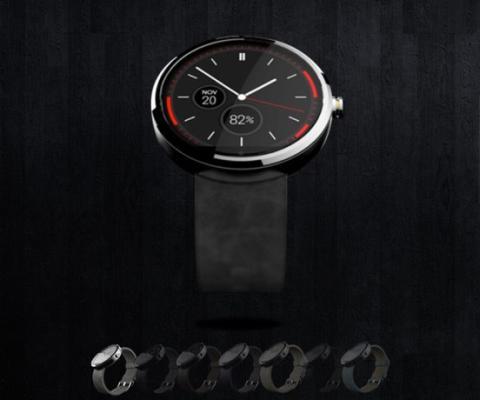 Moto 360 reloj inteligente