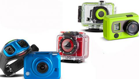 Energy Sport Cam Play, Sport Cam Extreme y Sport Cam Pro