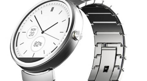 Moto 360, smartwatch de Motorola