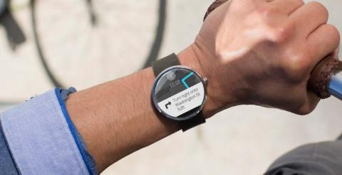 Moto 360 GPS