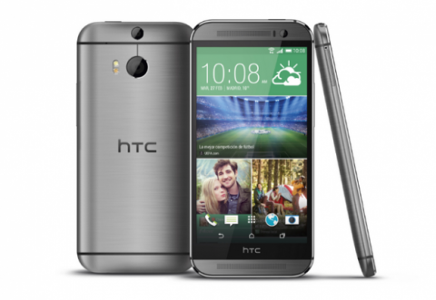 HTC All New One o iPhone 5S