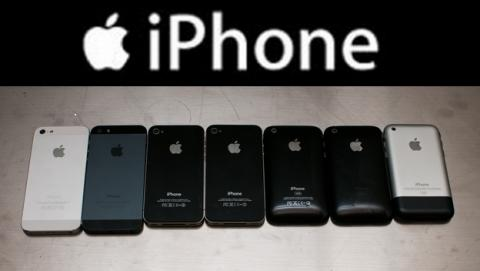 Apple vende 500 millones de iPhones