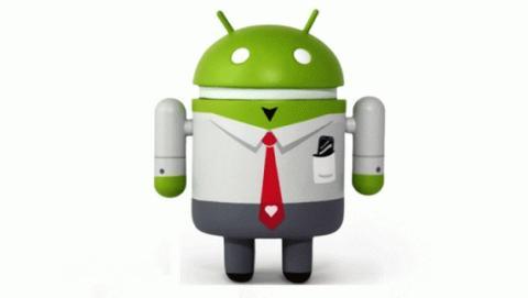 El próximo Android podría estar enfocado a las empresas, con contraseñas biométricas, chips cifrados y acceso remoto.