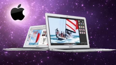 MacBook Air con pantalla Retina podría llegar a final de año
