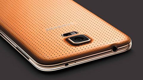 Cámara de Samsung Galaxy S5