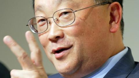 John Chen CEO de BlackBerry