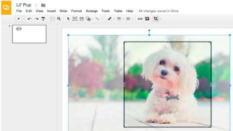 Edita imágenes en Google Drive