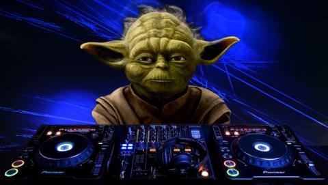 Todos los consejos de Yoda, reunidos en un Remix Dance