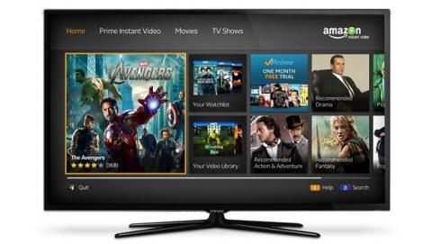 Amazon video streaming gratuito