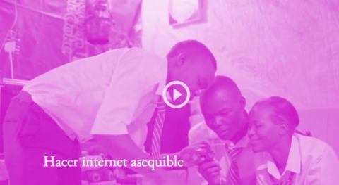 Facebook usará drones y satélites para difundir Internet